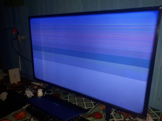 Tv Aoc 43 Polegadas - Para Desmontagem E Uso De Peças