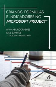 Criando Fórmulas E Indicadores No Microsoft Project