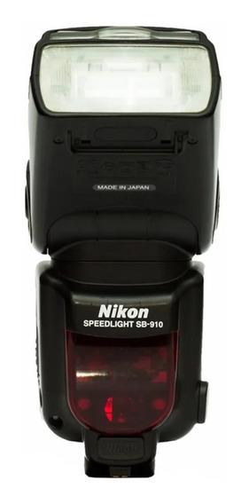 Nikon Flash Sb-910 Em Estado De Novo