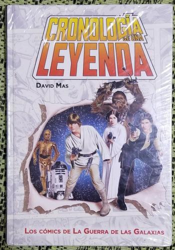 Imagen 1 de 2 de Star Wars - Cronologia De Una Leyenda (dolmen Books)