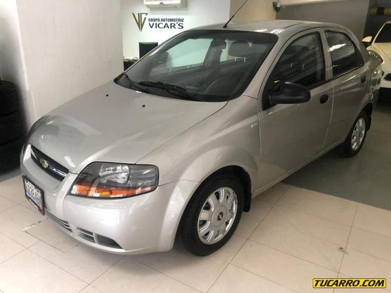 Chevrolet Aveo Automática