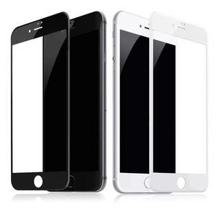 Pelicula De Vidro 3d iPhone 8 E 7 Tela Inteira