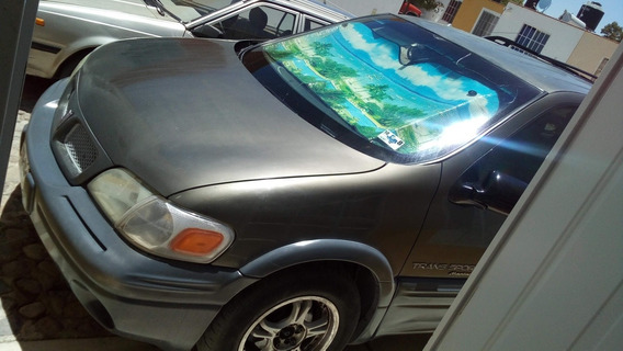 Pontiac Trans Sport Minivan Extendida At 1998