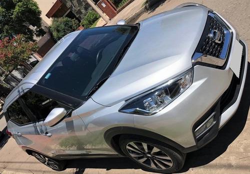 Nissan Kicks Advance Cvt 2018 Full Automatica Con Bancor
