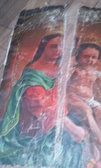 Pintura Sacra Nossa Senhora Da Esperança