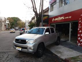 Toyota Hilux - Financio 100% - Permuto - Masautos