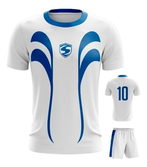 Camisa Time De Futebol Dry Fit - Cod. 005