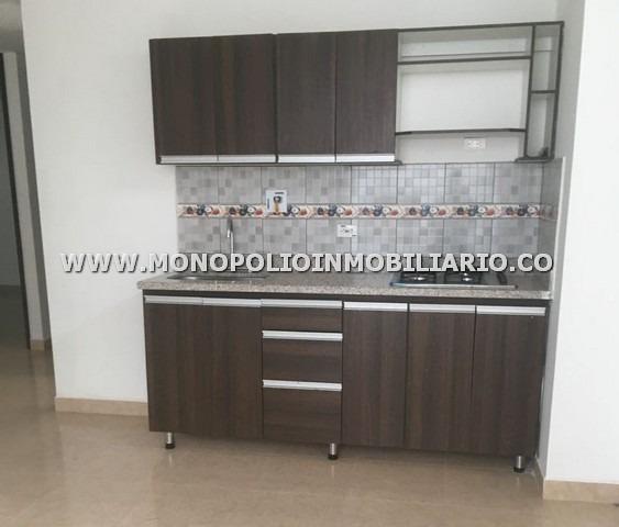Apartamento Arrendamiento - Niquia Bello Cod: 10538