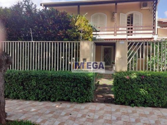 Casa Com 4 Dormitórios À Venda, 350 M² Por R$ 816.000 - Cidade Universitária - Campinas/sp - Ca1543