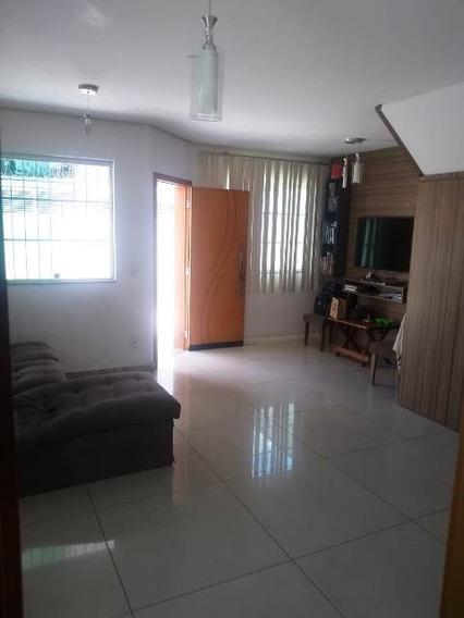 Casa Com 3 Quartos Para Comprar No Planalto Em Belo Horizonte/mg - 47904