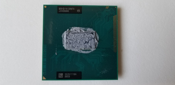 Processador Notebook Intel Core I3-3120m Sr0tx 3 Geraçao