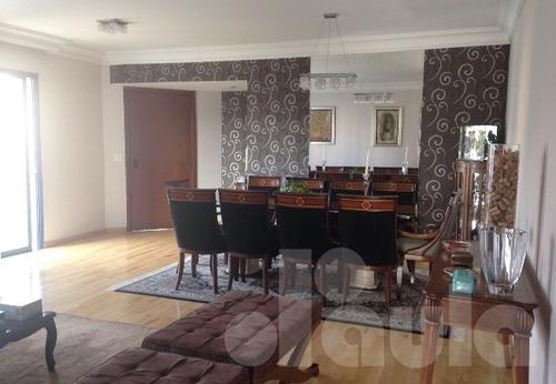 Imagem 1 de 14 de Belíssimo Apartamento Alto Padrão- 190 M² -vila Valparaíso - - 1033-8422