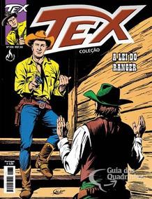 Revista Hq Gibi - Tex Coleção 338