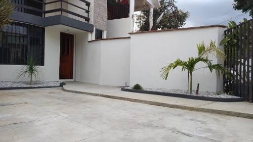 Se Renta Magnifica Casa En Colonia Reforma, Oaxaca