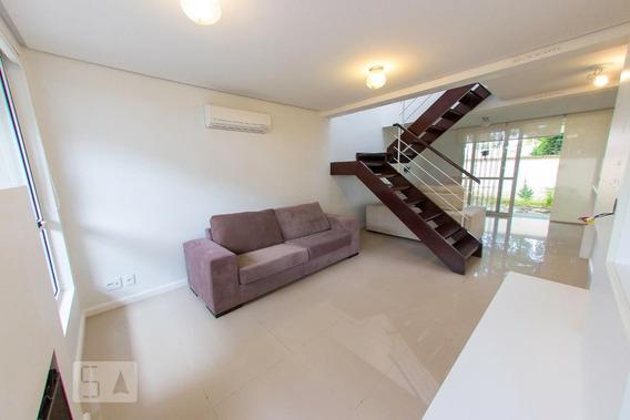 Casa Mobiliada Com 3 Dormitórios E 2 Garagens - Id: 892990010 - 290010