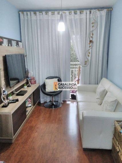 Apartamento Com 3 Dormitórios Para Alugar, 64 M² Por R$ 1.870,00/mês - Vila Matilde - São Paulo/sp - Ap4714