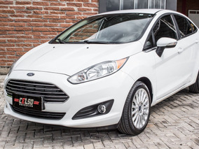 Ford Fiesta Sedan 1.6 16v Titanium Flex 4p