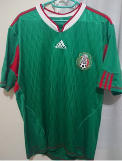 Jersey Selección De México 2010 adidas P41410