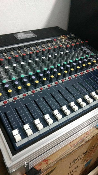 Mesa De Som Soundcraft Efx12