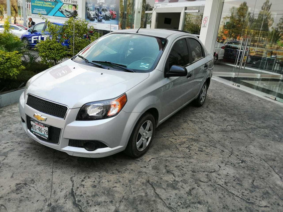 Chevrolet Aveo 2015 1.6 Ls 4vel At