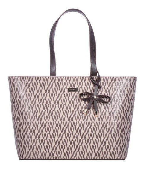 Tote Westies Hbwalapa14we Beige/multi
