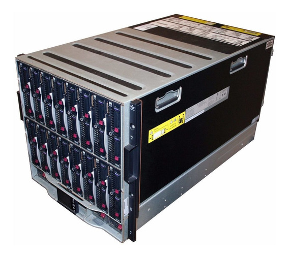 Enclosure Hp C7000 - Blade System - Virtualização/cluster