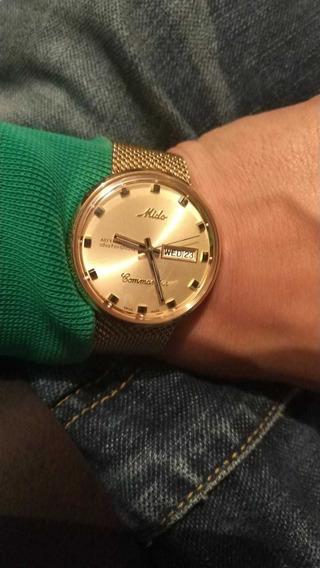 Reloj Mido Comander