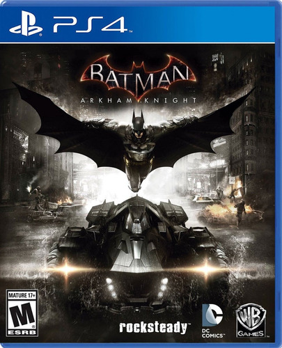 Imagen 1 de 8 de Batman Arkham Knight .juego Ps4.fisico/ Mipowerdestiny