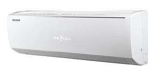 Aire acondicionado Siam split frío/calor 5460 frigorías blanco 220V SMS60H18N