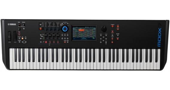 Teclado Sintetizador Yamaha Modx-7 76 Teclas C/ Fonte Bivolt