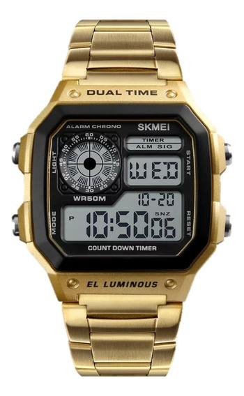 Relógio Masculino Skmei 1335 A Prova D