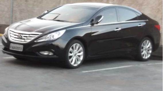 Hyundai Sonata 2.4 16v 182cv 4p Aut. Preto Estado De Zero