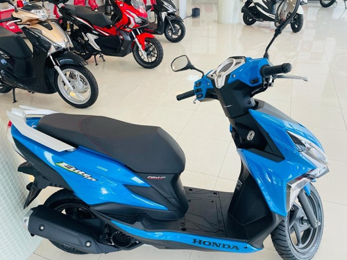 Imagem 1 de 13 de Honda Elite 125 Okm 2021