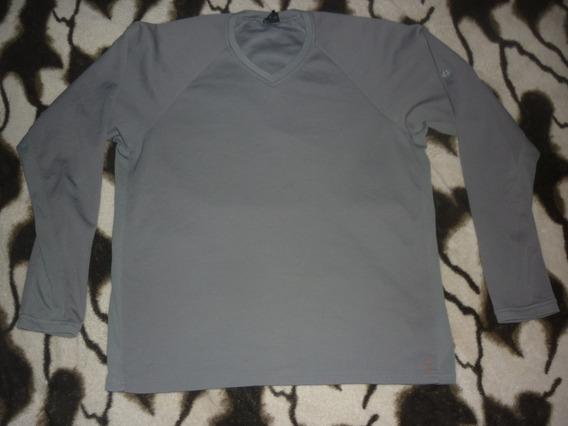 E Remera Camiseta Termica Nike Acg Gris Talle L Art 39947