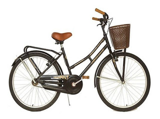 Bicicleta Vintage Dama Paseo Retro Fiorenza Envio Gratis