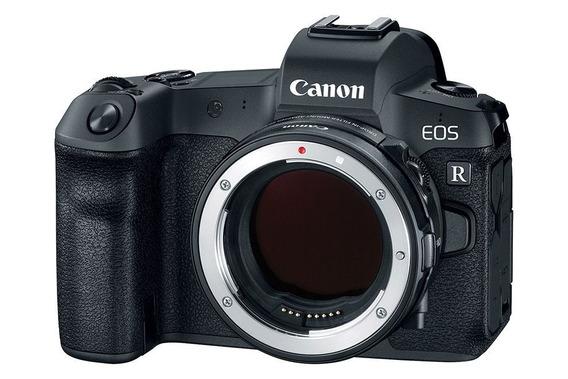 Camera Canon R Nova Corpo