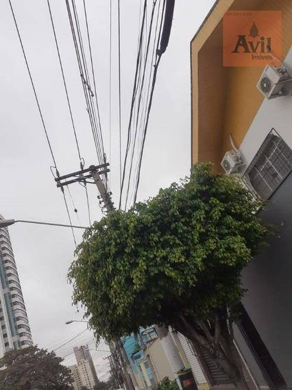 Sala Para Alugar, 38 M² Por R$ 2.500,00/mês - Vila Gomes Cardim - São Paulo/sp - Sa0115