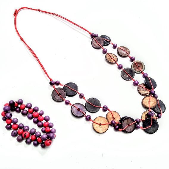Colar Boa Energia Amuleto Indígena Umbanda Xamânico 4
