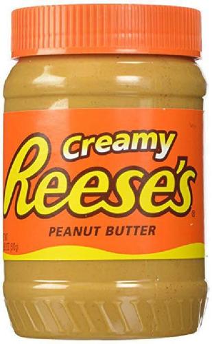 Pasta De Amendoim Hershey Creme De Amendoim Reese`s 510g
