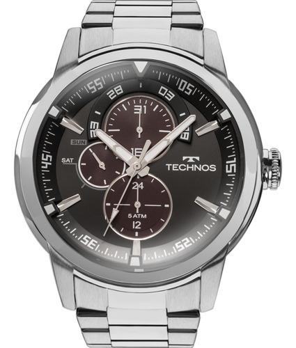 Relógio Masculino Technos Original 6p57ad/1p C/nota Fiscal