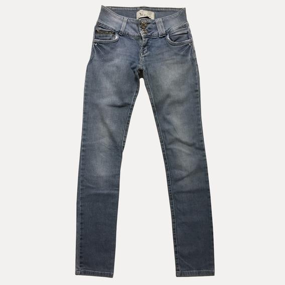 Calça Jeans Feminina Skeen - Tamanho 36 - Desconto Brechó