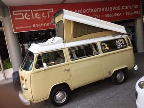 Vw Combi Camper Automatica1981