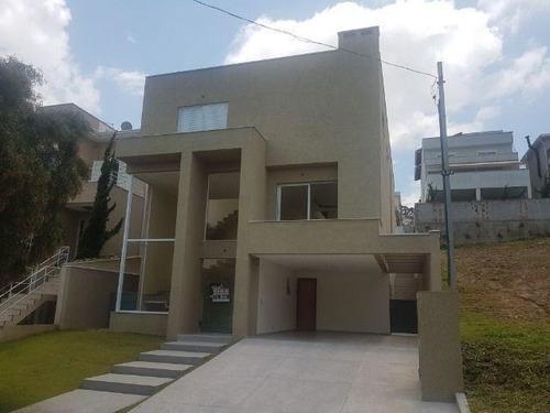 Imagem 1 de 15 de Casa Para Venda Em Cajamar, Santana De Parnaiba, 4 Dormitórios, 4 Suítes, 4 Banheiros, 4 Vagas - Ca-0036_1-1792525