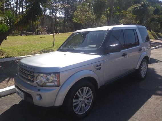 Land Rover Discovery 4 Se 3.0 Diesel(bom Preço E Conservada)