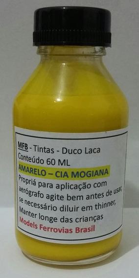 Mfb Tintas Amarelo Mogiana Duco Laca Nitrocelulose