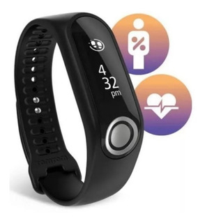 Pulseira Fitness Tomtom Touch Monitor Cardíaco Large