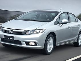 (4) Sucata Honda Civic 2012 A 2016 Retirada De Peças