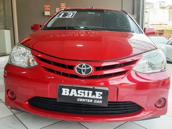 Toyota Etios Sedan 1.5 Xs 16v Flex 2013