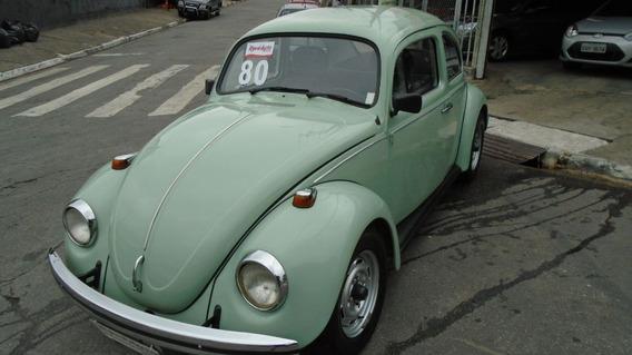 Volkswagen Fusca 1.3 8v 1980