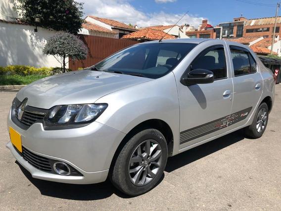 Renault Logan Expression Versión Polar Plateado Único Dueño